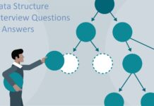 data structure interview questions and answers